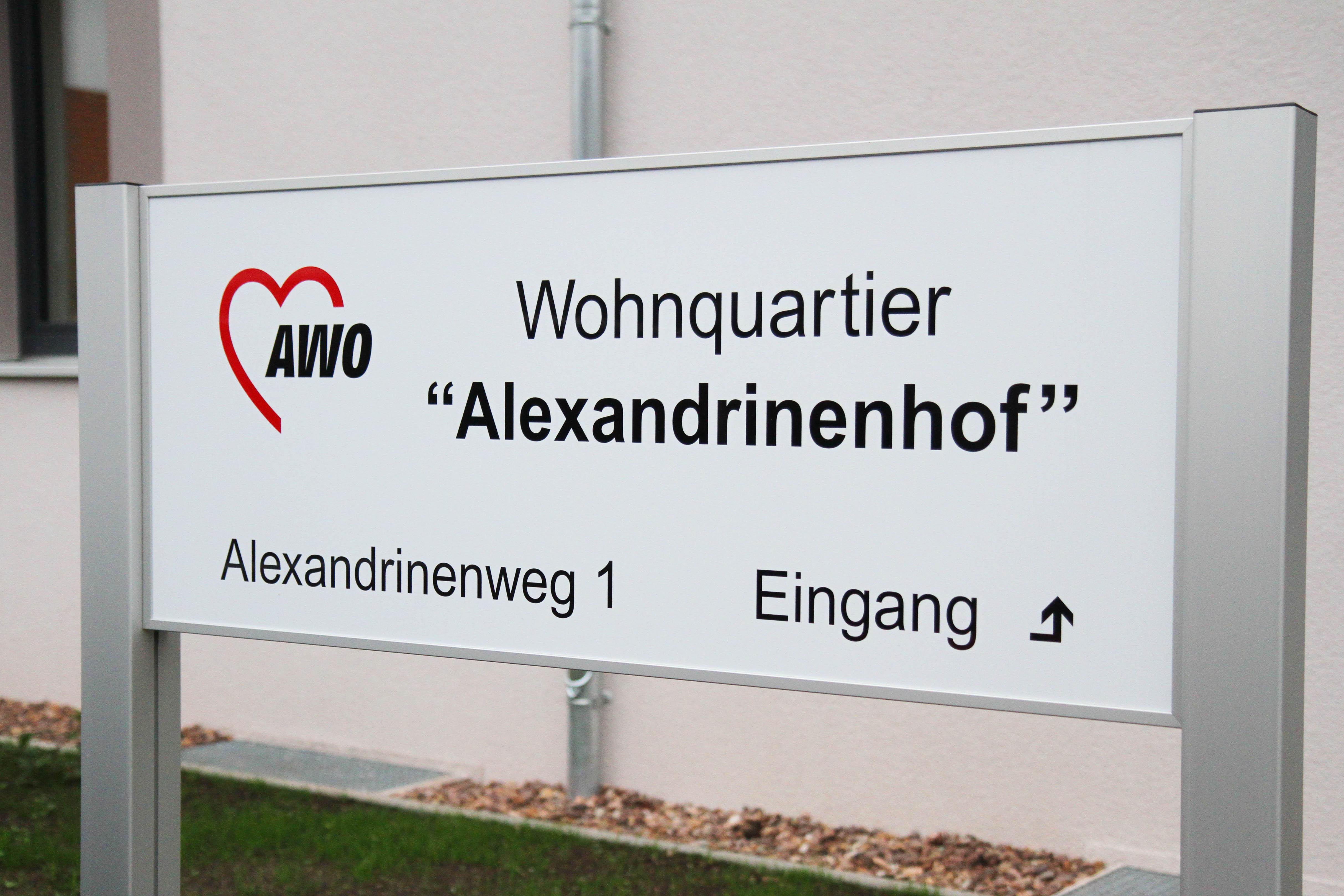 """Herzlich willkommen im """"Alexandrinenhof"""""""
