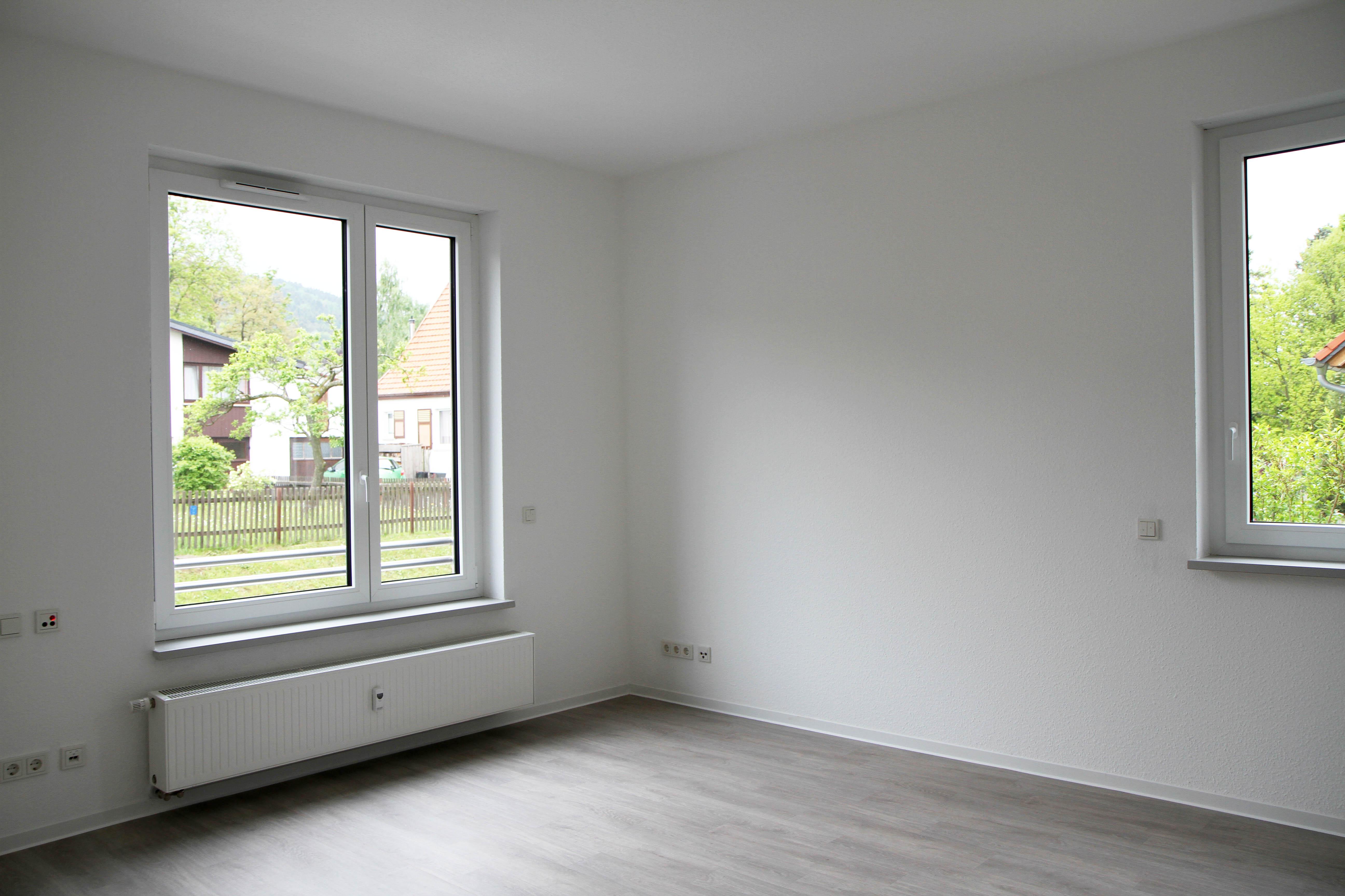 Blick in ein WG-Apartment